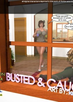 Y3df Busted Y Caught