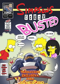 Simpsons Busted