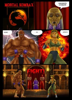 Mortal Kombax – Nihaotomita