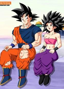 Saiyan Love – Dragon Ball Super