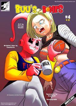 Buu's Bodies 4 – Dragon Ball Z