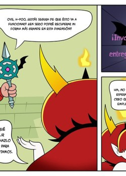Wrong Spell – Marco x Hekapoo