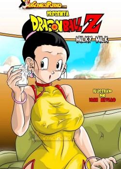 Dragon Ball Z – Milky Milk