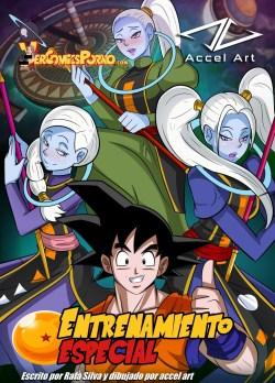 Entrenamiento Especial – Dragon Ball Super
