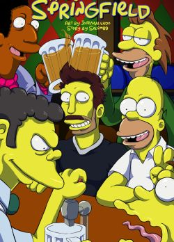 Welcome to Springfield – JoseMalvado