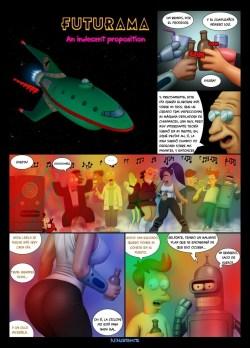 Indecent Proposition – Futurama