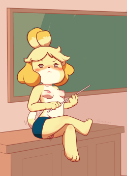 Oncen Time to Isabelle
