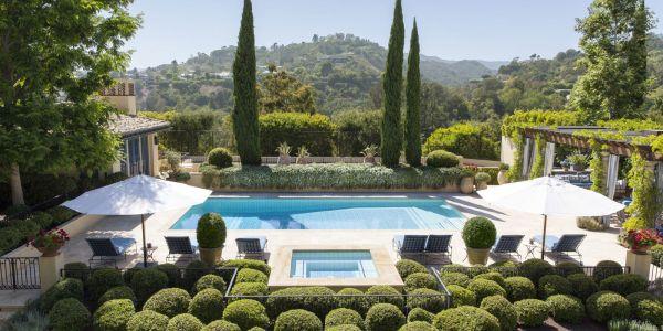beautiful houses in california