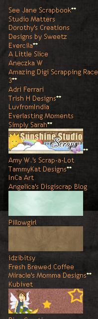 Blogroll in Blogspot