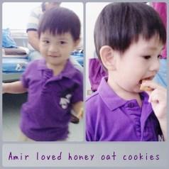 Amir is back!