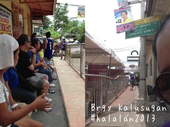 Barangay Kalusugan Voting Precincts