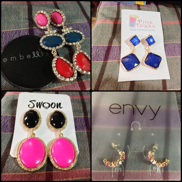 Zalora earrings