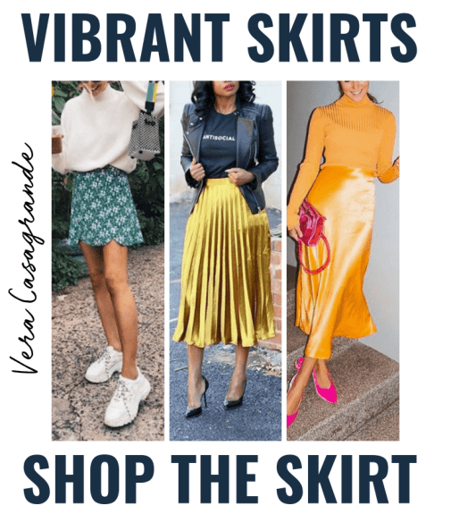 vibrant skirts colorful skirts skirts for women