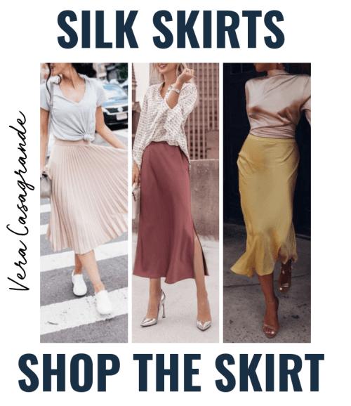shop silk skirts long silk skirts