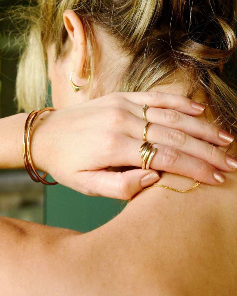 dainty rings, delicate rings, bangles