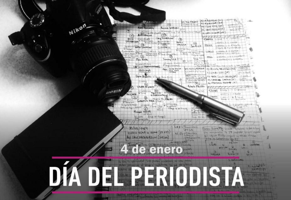 Hoy se conmemora el Da del Periodista en Mxico