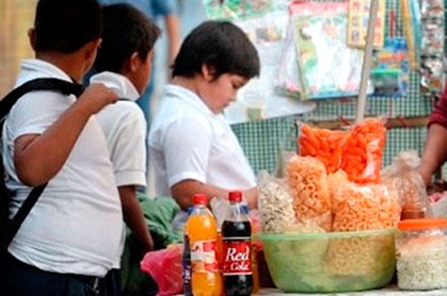 Cada da ms nios con obesidad y diabetes en Jalisco