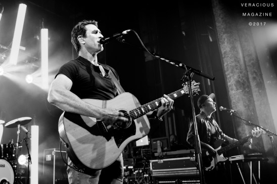 Pete Murray - Camacho Tour - The Tivoli - Brisbane, Australia - 14.07.17 11