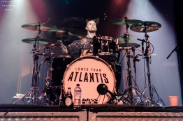 Lower Than Atlantis - Sleeping With Sirens - Melbourne - 22.04.18 13