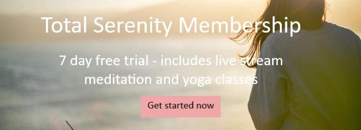 Total Serenity Membership