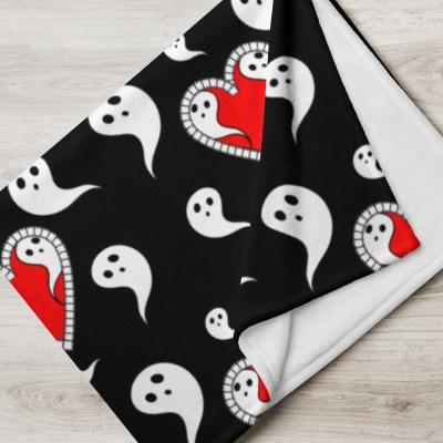 Ghost Hunting Blanket