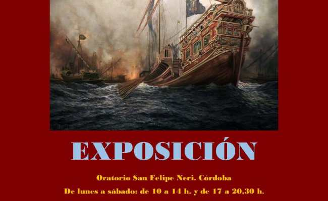 Una exposición conmemora el 450º aniversario de la Batalla de Lepanto