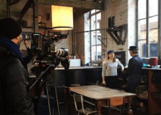 Vera Cycling sur Canal+ interview avec Antoine de Caunes