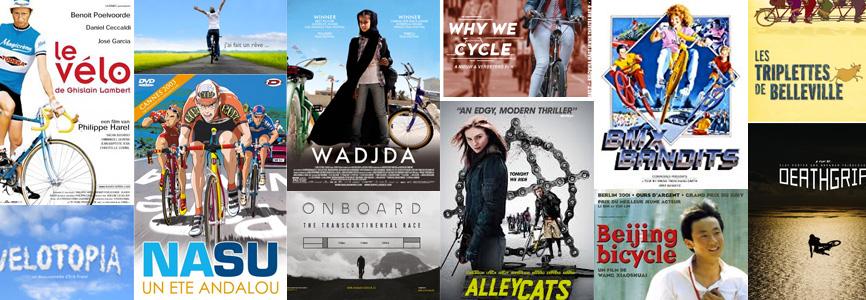 Films Vélo, la sélection de Josette
