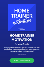 Home Trainer Motivation playlist Spotify