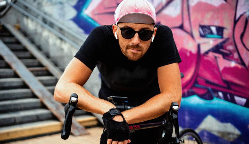 13 trucs bizarres que font les cyclistes