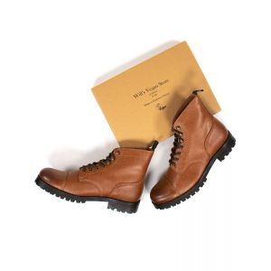 BLANCK SPACE WITH BOX OF SHOES FROM WILLS VEGAN SHOES WORK BOOTS BRAND