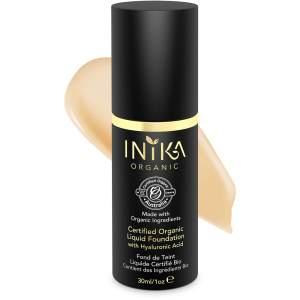 INIKA CERTIFIED ORGANIC LIQUID FOUNDATION bottle