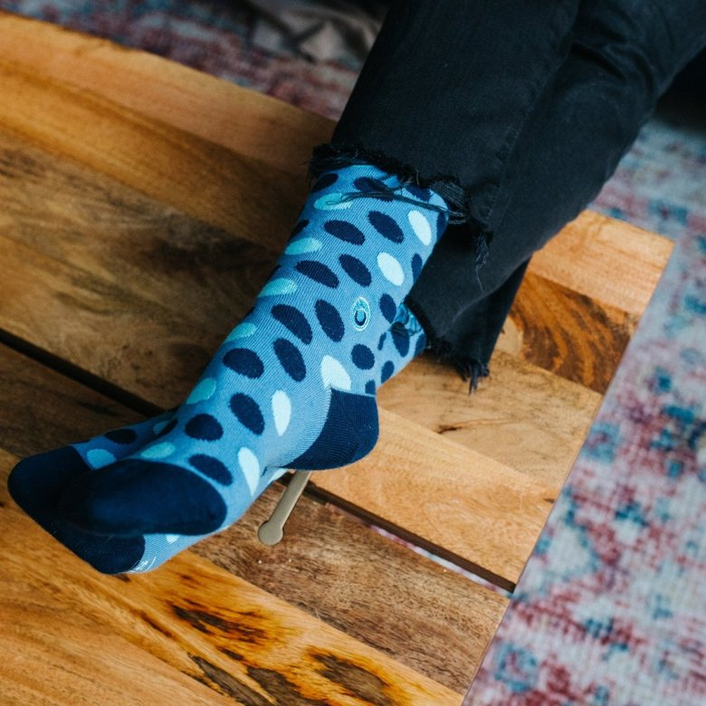 Conscious Step - Hosery sustainable brand - the socks that protect the oceans