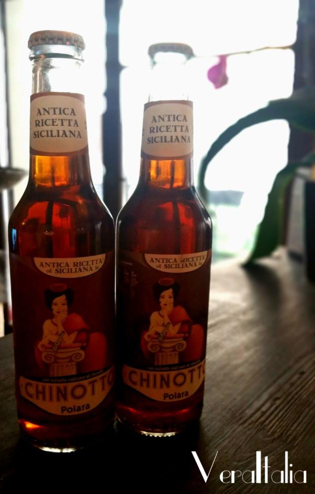 Le chinotto, une boisson italienne meconnue.
