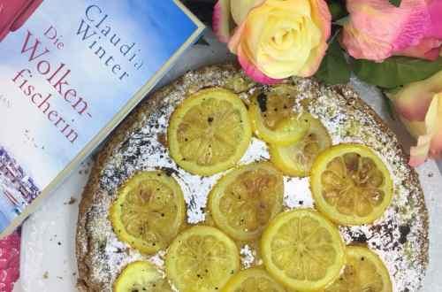 Wolkenfischerin und Zitronen Tarte