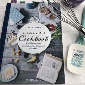 Cookbook von Kate Young