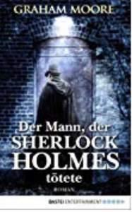 Hörbuch Lübbe Audio - der Mann der Sherlock Holmes tötete