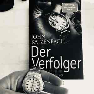 Buch Katzenbach, der Verfolger