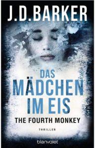fourth monkey 2 das Mädchen aus dem eis