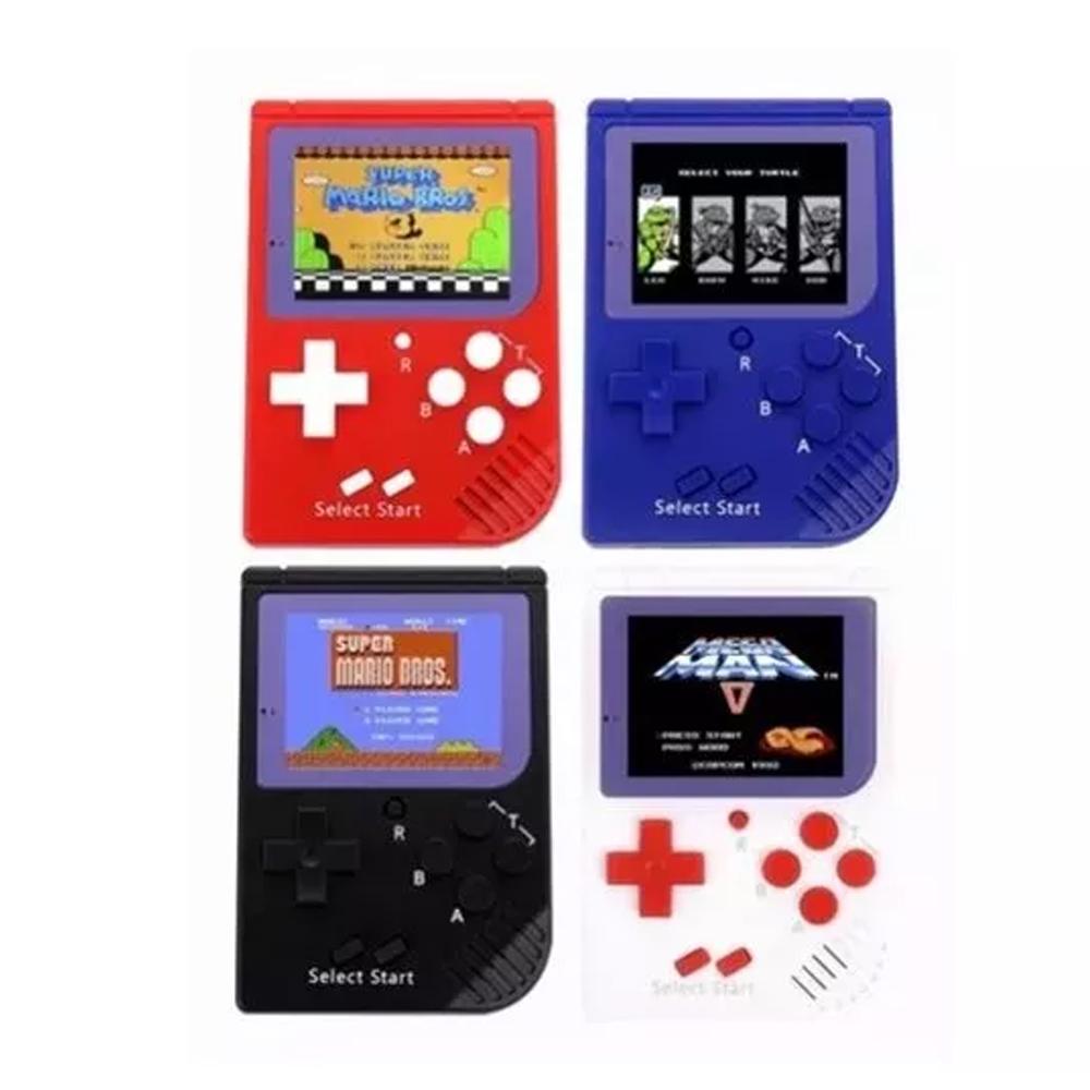 Cool Baby Retro Mini Consola Juego Portatil 8 Bits Color 129