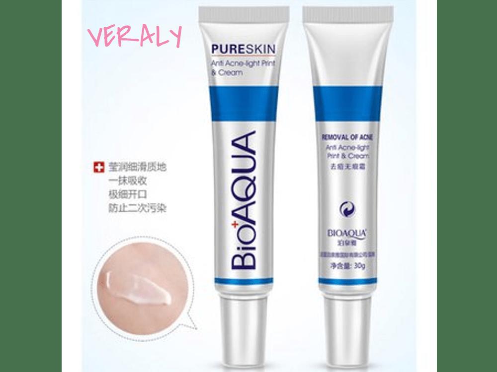 P Bioaqua BioaquaAcneCreamCicatricesPorosControlDeGrasa1Pzs Veraly 3