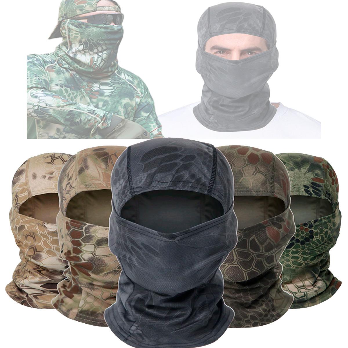 Pasamontaña Balaclava Camuflaje Protector