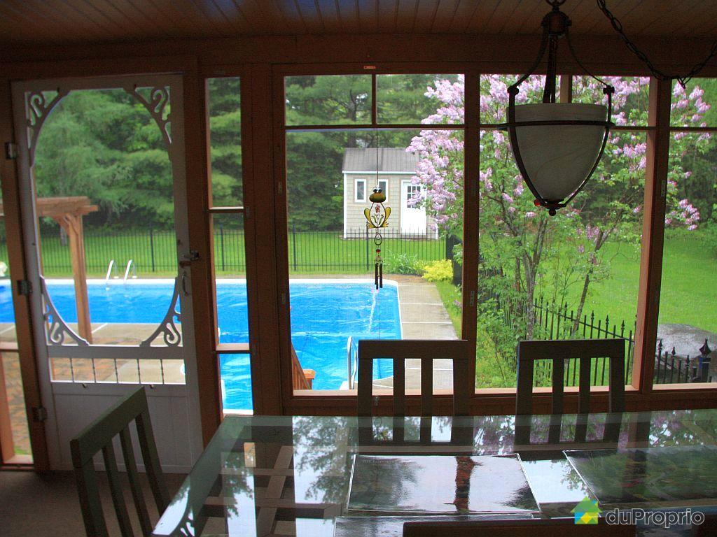 Veranda En Kit Jardin | Inspiration Terrasse Couverte Veranda