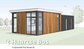 ontwerp van een tiny house
