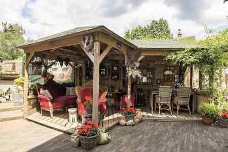 tiny house huren op de Veluwe