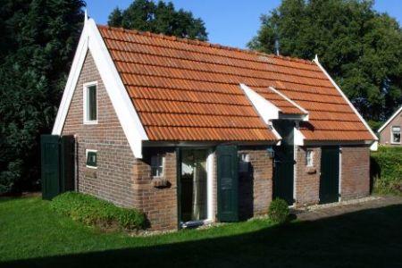 klein vakantiehuisje Overijssel