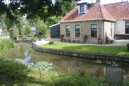 vakantiehuisje Friesland