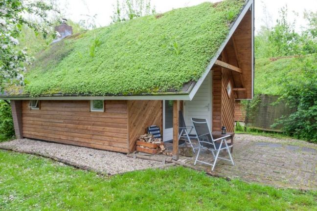 tiny house huren Zuid-Holland