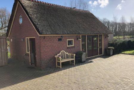 tiny house huren in Groningen Nederland