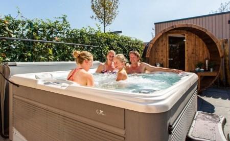 vakantiehuisjes met jacuzzi Gelderland Nederland